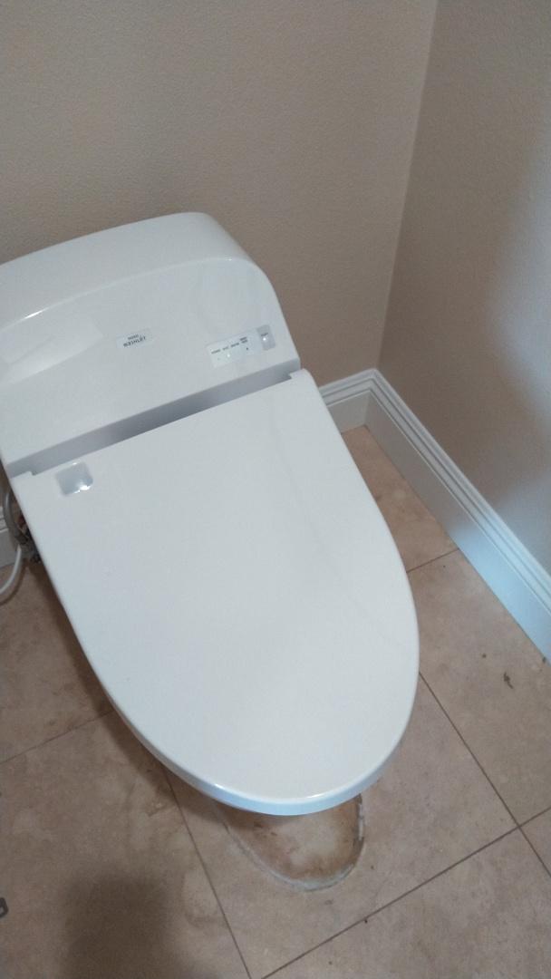Coto de Caza, CA - Install smart toilet