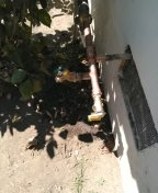 Alhambra, CA - Installed pressure regulator,new pressure relief valve, installed hose bibs, modified main water pipe.
