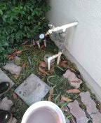 Dana Point, CA - Possible slab leak