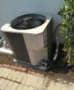 La Puente, CA - A/c repair changed out capacitor