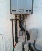 San Gabriel, CA - Tankless water heater service