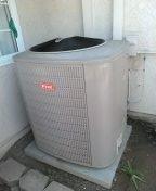 San Gabriel, CA - High efficient a/c unit not working