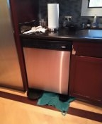 Altadena, CA - Re set  power for dish washer and charge a/ c sysyem