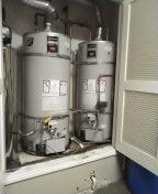 Coto de Caza, CA - 2 water heater install