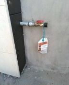Newport Beach, CA - gas valve install bbq