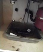 San Juan Capistrano, CA - Kitchen sink stoppage