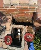 Walnut, CA - Water service spot repair