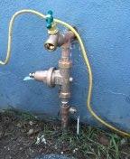 Gardena, CA - Pressure regulator
