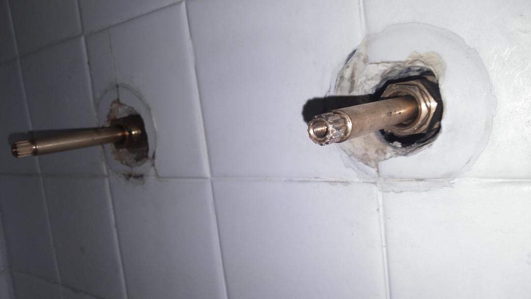 Rancho Palos Verdes, CA - Shower valve repair