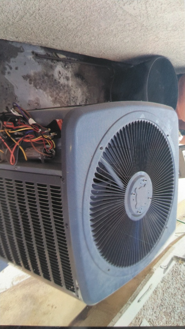 Rancho Cucamonga, CA - A/C repair for upstairs section of the house