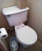 Trabuco Canyon, CA - Toilet stoppage