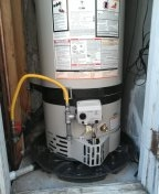 Inglewood, CA - Installed water heater