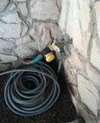 Huntington Beach, CA - New hose bibb