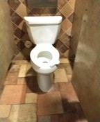 Huntington Beach, CA - Toilet install