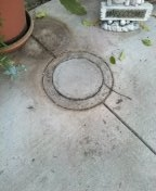 Glendora, CA - Ran mainline cable to restore drain flow