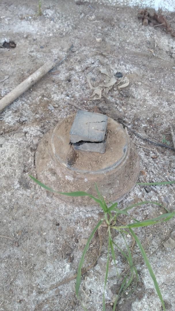 San Dimas, CA - Sewer blockage