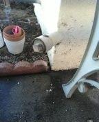 Los Angeles, CA - Kitchen sink stoppage