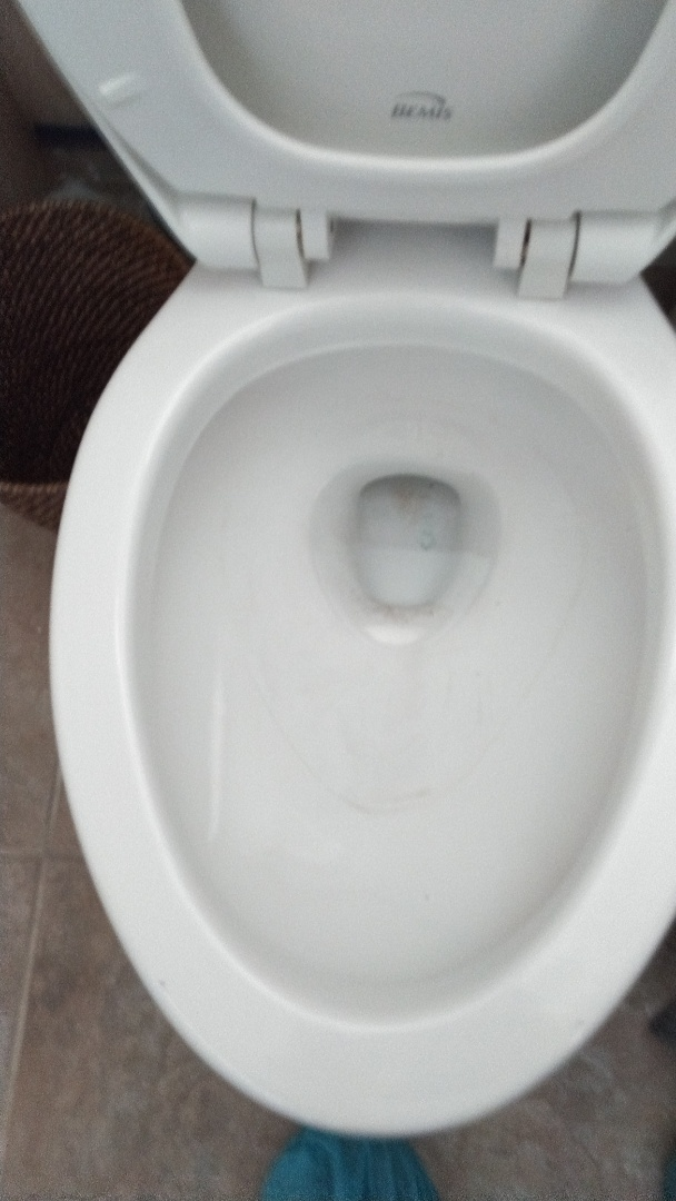 Corona, CA - Cleared out toilet stoppage
