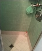 Ladera Ranch, CA - Shower stoppage