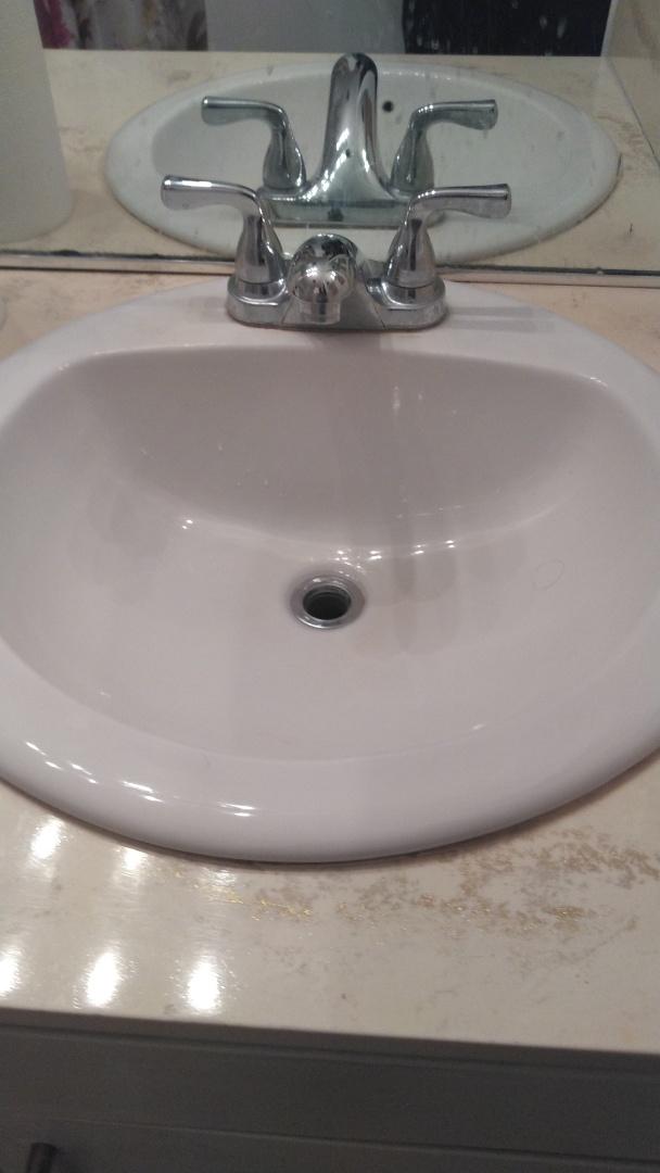 Inglewood, CA - Bathroom Sink Drain Stoppage