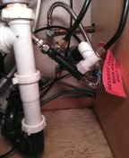 Tustin, CA - Install bypass under the sink