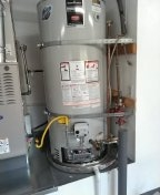 Rancho Santa Margarita, CA - Water heater install