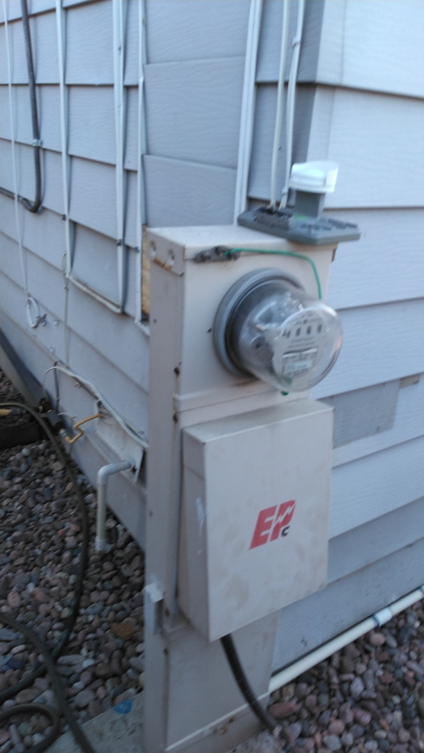 San Dimas, CA - Repaired small electrical short affecting furnance and induce draft motor