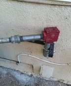 Rancho Palos Verdes, CA - Installed earthquake valve