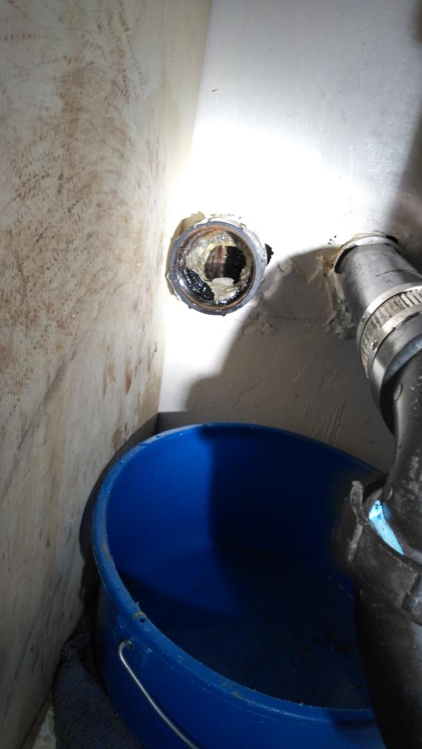Montebello, CA - Kitchen sink stoppage