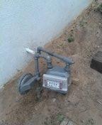 Rancho Palos Verdes, CA - Tech did gas test on house line