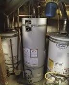 Beverly Hills, CA - Water heater install