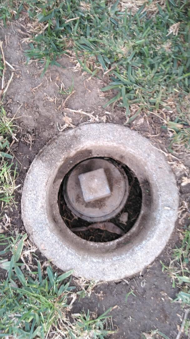 Main sewer line stoppage