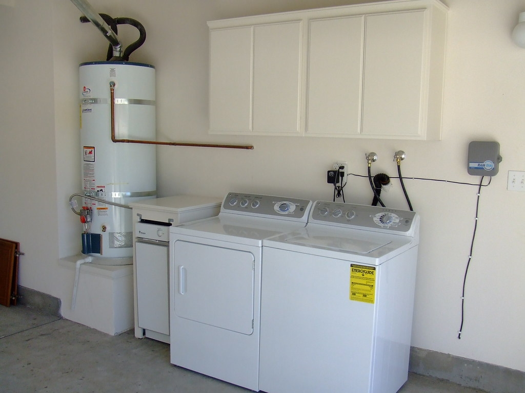 Chino, CA - Laundry stoppage