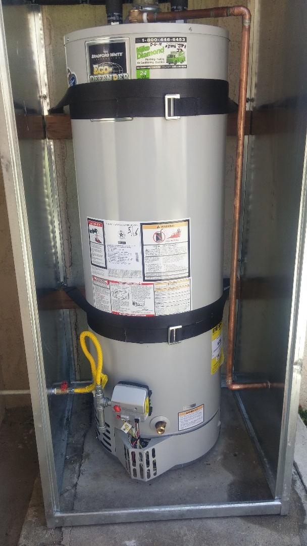 Alhambra, CA - Water Heater Repair