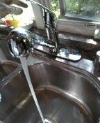 Irvine, CA - Faucet install