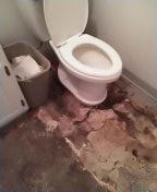 Costa Mesa, CA - Reset toilet
