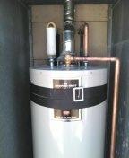 Hawthorne, CA - Installed water heater