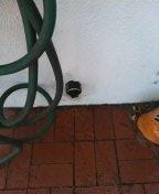 Costa Mesa, CA - Hydrojetted kitchen drain