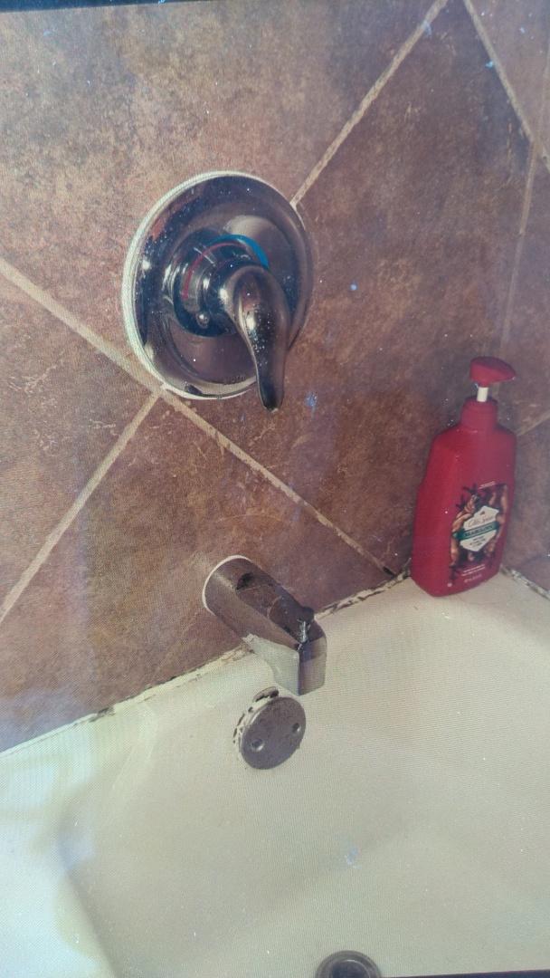 Azusa, CA - Installed new shower valve