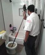 Simi Valley, CA - Toilet stoppage