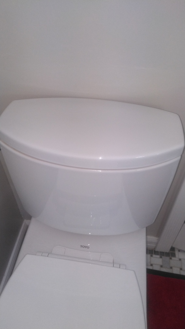 South Pasadena, CA - Replaced customer owned tank for toilet