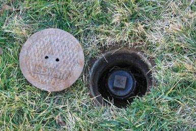Corona, CA - Sewer blockage