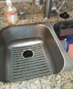 Kitchen hidro jetter