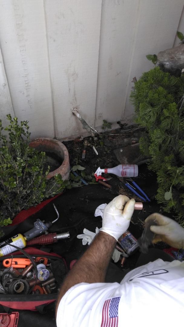 Costa Mesa, CA - Misc plumbing