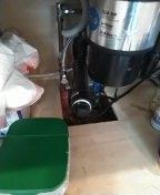 Newport Beach, CA - Hydrojetted kitchen drain