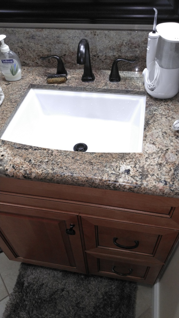 La Verne, CA - Cleared lavy sink stoppage