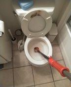 Inglewood, CA - Toilet stoppage