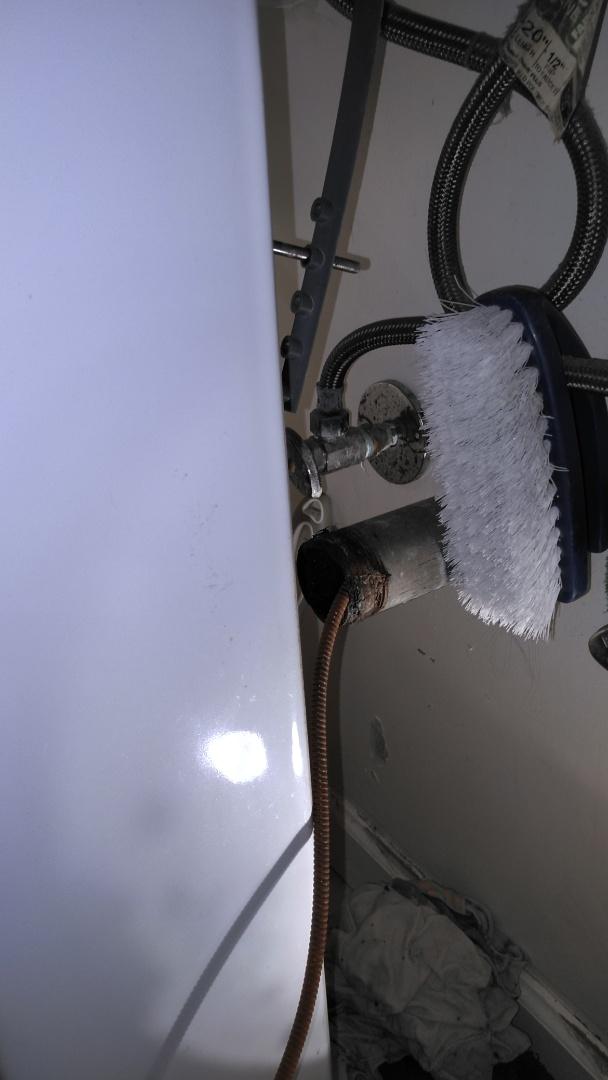 Baldwin Park, CA - Cleared lavy sink