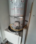 Replace gas valve