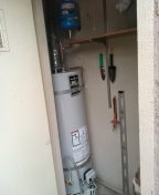 Simi Valley, CA - Water heater install